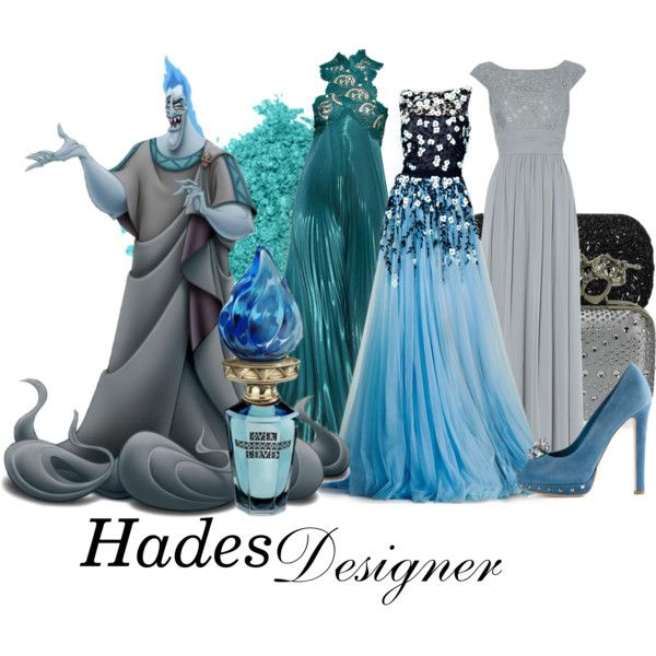 "Hades - Hercules ""DM nerds"" by aksmasads on Polyvore"