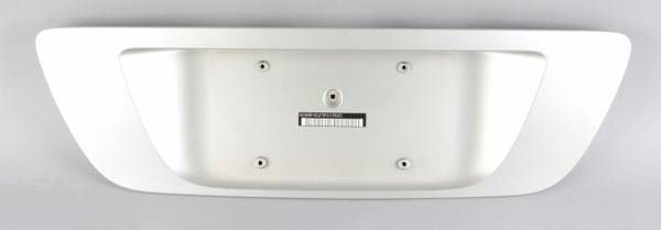 Mercedes Benz W203 Trunk License Plate Surround Silver C320 C240 C280 – auto parts – by owner