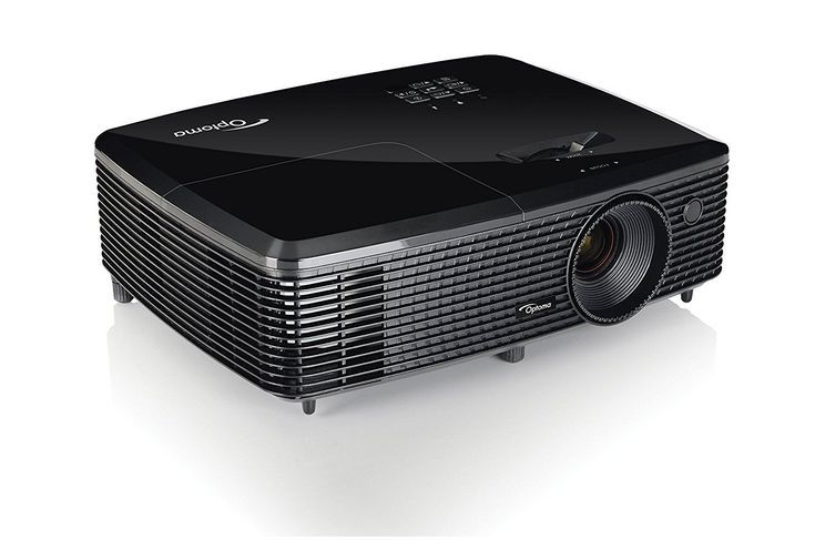 The 8 Best Cheap Projectors: Best for 3D Capability: Optoma HD142X 1080p 3000 Lumens 3D DLP