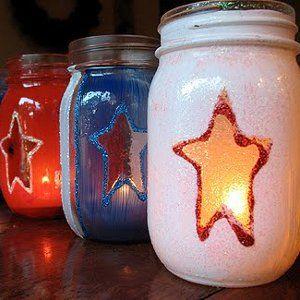 Fourth of July Luminaries 41 best Mason