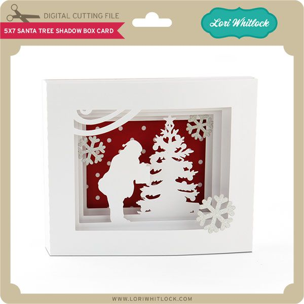 5×7 Shadow Box Cards