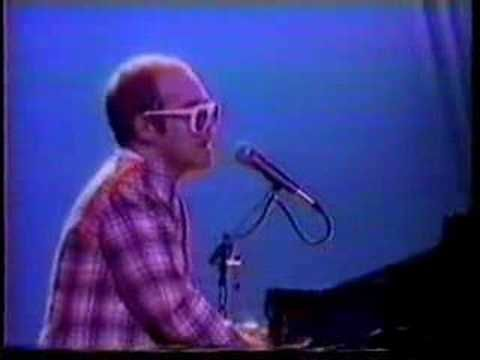 ▶ Elton John - Rocketman (In Think It´s Gonna Be A Long Time). - YouTube