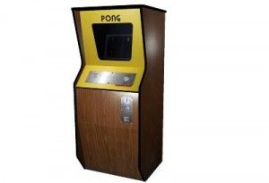 November 29 1972: First Pong Machine