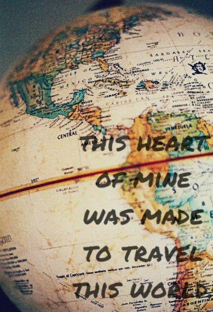 always travel