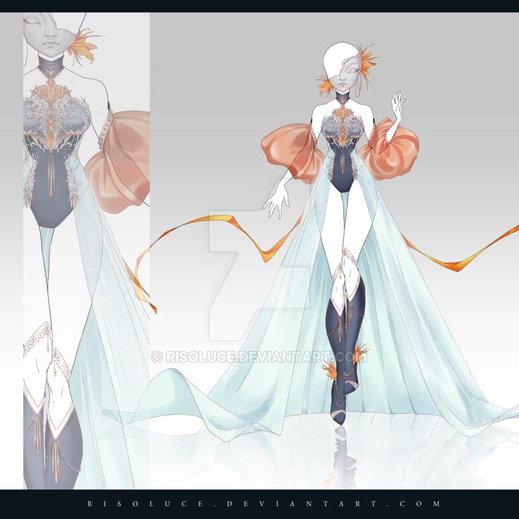 (CLOSED) Adoptable Outfit Auction 238 by Risoluce.deviantart.com on @DeviantArt