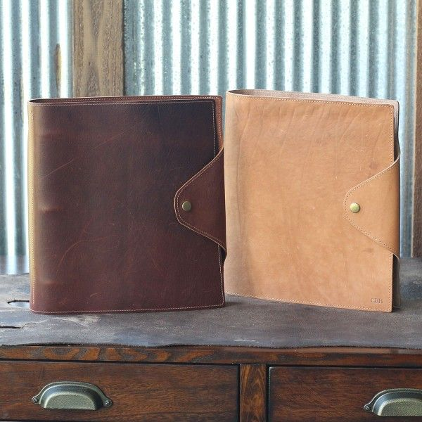 Holtz-Leather-Co.---Langley-3-Ring-Leather-Binder-notebook-cover---3_C                                                                                                                                                                                 More