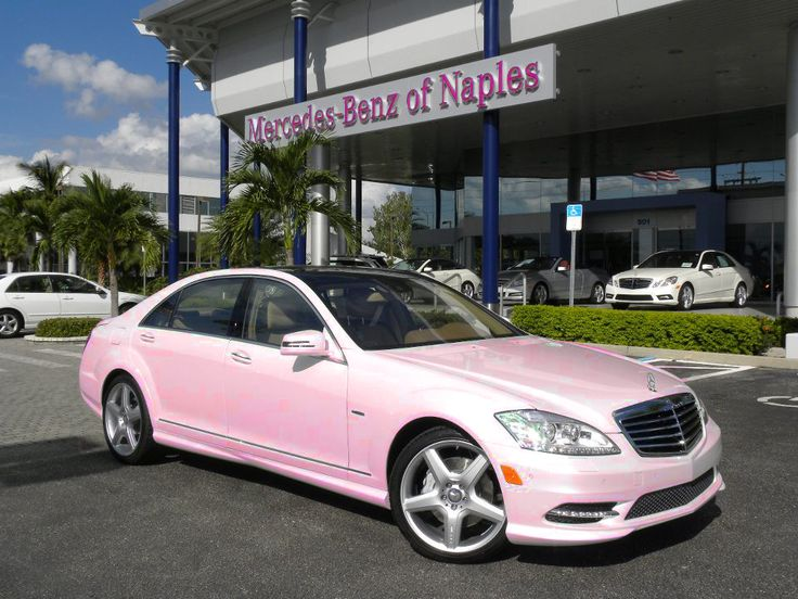 1000 images about pink mercedes benz on pinterest g for Pink mercedes benz