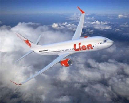 Harga Tiket Pesawat Lion Air