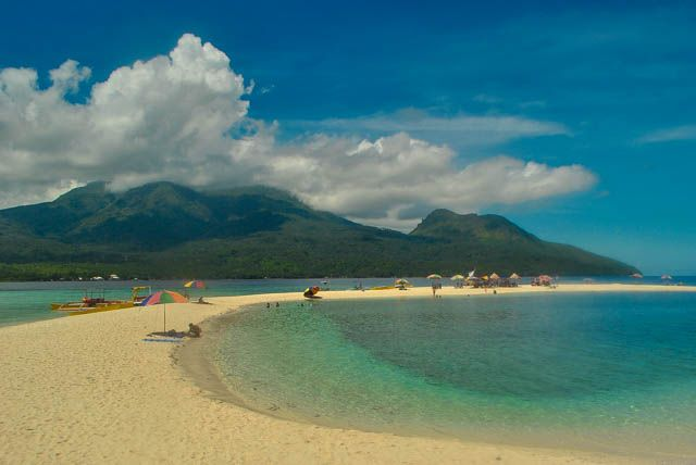 Camiguin from White Island