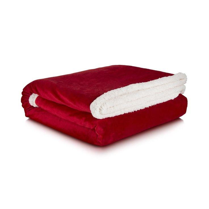 Plush Fleece Throw