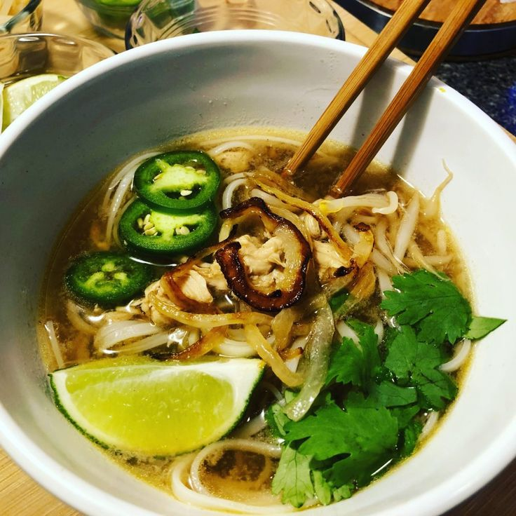 Instant Pot Pho | Pressure Luck Cooking