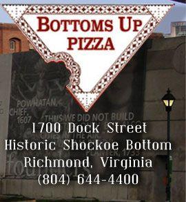 Bottoms up pizza richmond va