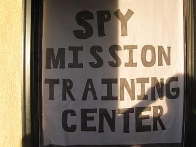 Cute Spy Party Ideas...idea for Zack's next bday party!