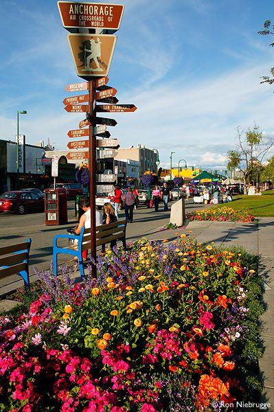DOWNTOWN ANCHORAGE PHOTOS    Anchorage, Alaska