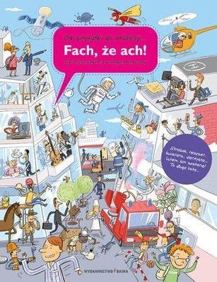 Kup teraz na allegro.pl za 24,44 zł - Fach, że ach! - HIT (6750617393). Allegro.pl - Radość zakupów i bezpieczeństwo dzięki Programowi Ochrony Kupujących!