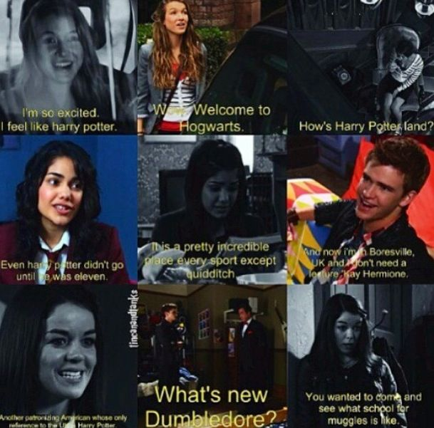 Lol Harry Potter And House Of Anubis Hoa Pinterest
