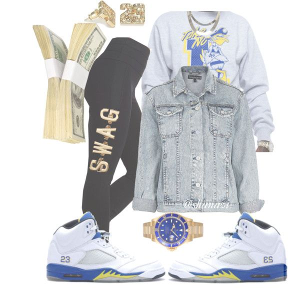 """""""Laney's drop tomorrow!"""" by shanazi on Polyvore  cheap air jordan 5 Laney only $60, save up to 59% off for all #Nikes #Shoes"""