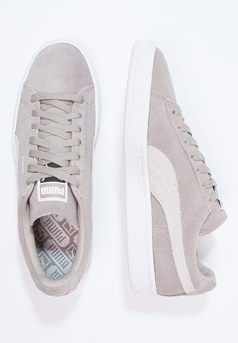 Chaussures Puma SUEDE CLASSIC + - Baskets basses - vintage khaki/white kaki: 80,00 € chez Zalando (au 14/04/17). Livraison et retours gratuits et service client gratuit au 0800 915 207.