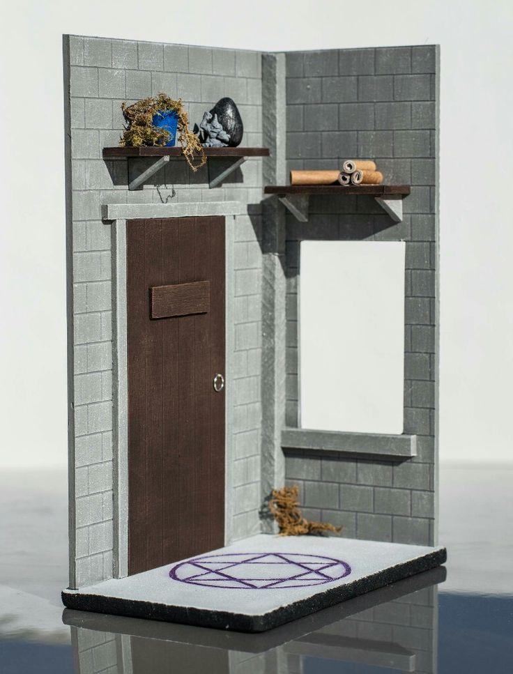 Excited to share the latest addition to my #etsy shop: Fantasy Wizard Tower - Figure base #DisplayBase #CustomBase #ActionFigure #ScaleModelDisplay #Fantasy #dungeonsanddragons #warhammer #fantasydiorama #rpg #etsysale #etsyfind http://etsy.me/2mTUtji