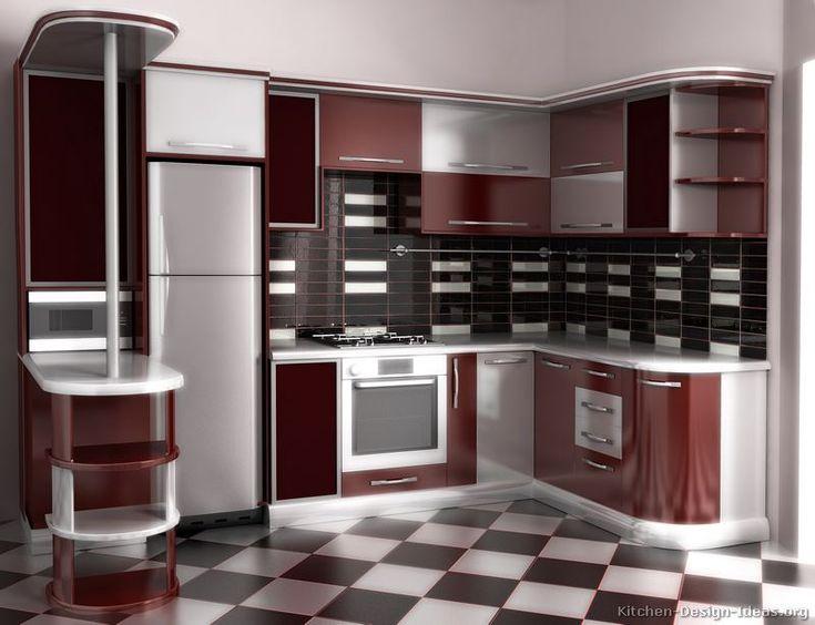 Kitchen Design Modern Contemporary 145 best retro & vintage kitchens images on pinterest | kitchen