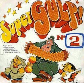 Super Gulp i fumetti in tv