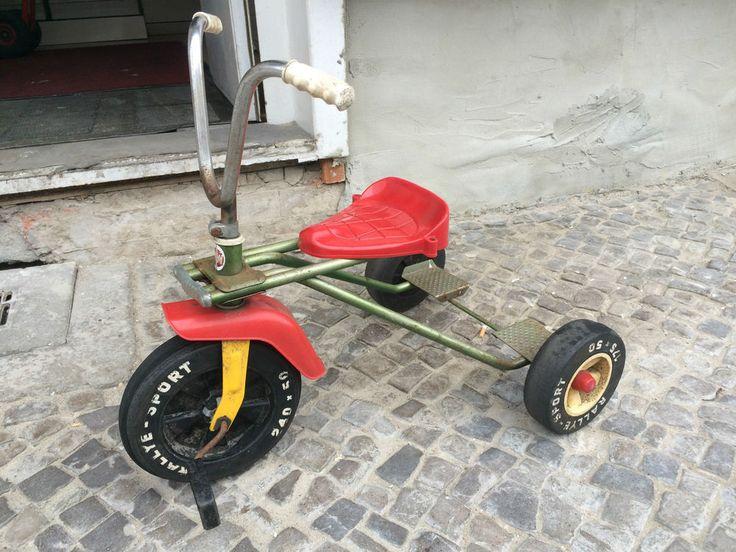 Original VEB DDR Kinder Dreirad Fahrrad guter zustand