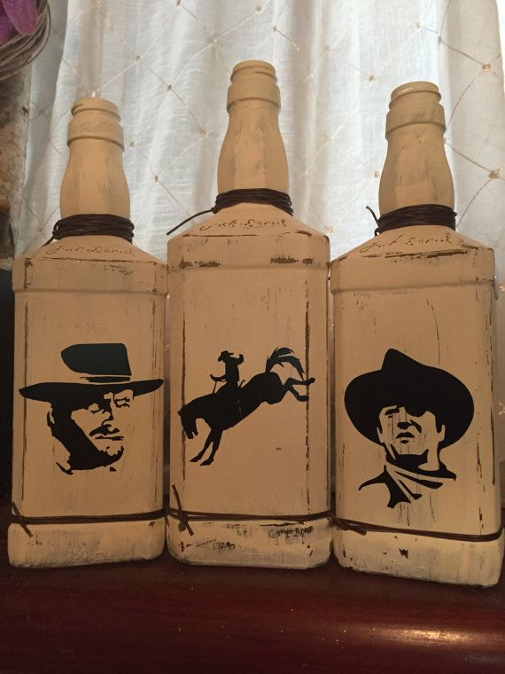 Country Western cowboy jack daniels home by SweetEmotions2016