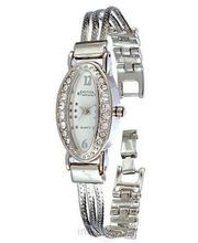 When it comes to women's like then one thing surely comes first that is branded wrist watch. Infibeam.com brings wide range of ladies watches online from brands like fastrack ,titan, sonata, exotica, esprit etc. Buy ladies watches online and get free shipping service in India. Just browse the collection and buy ladies watches online at discount price and change your simple personality to stylish personality.