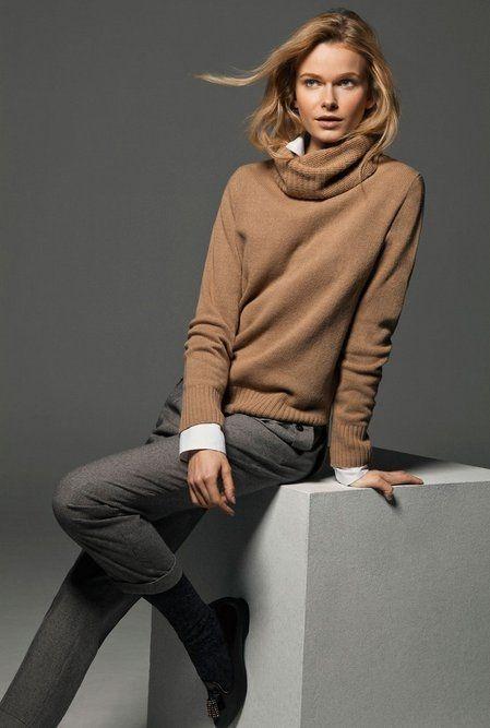 Massimo Dutti December 2012 Lookbook