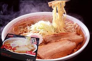 これぞ本場の喜多方ラーメン!!熟成多加水麺5食入 [すっきり醤油]   timein.jp
