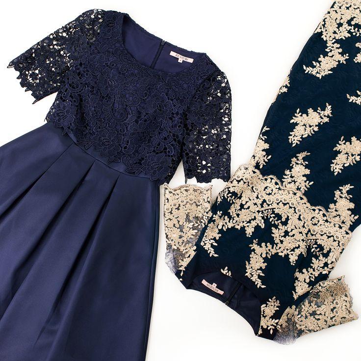 Atalia Dress | Heavenly Lace Dress | Flatlay