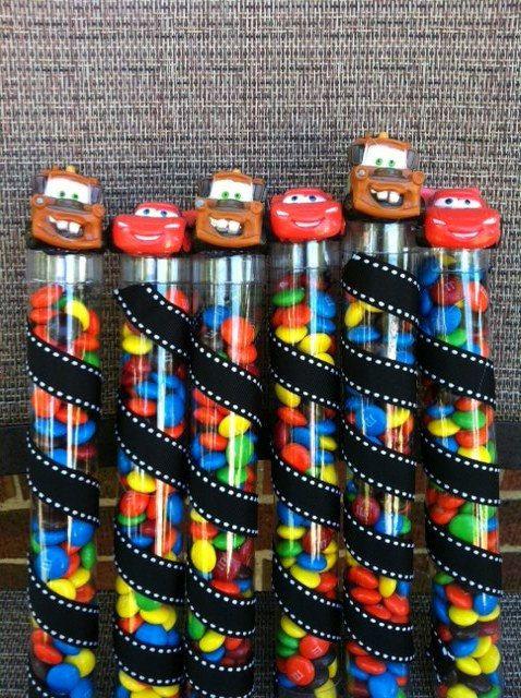 tubos de cars lunetas
