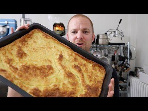 Tjockpannkaka - Klassisk middagsfavorit - YouTube