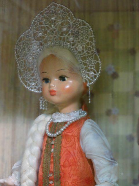 """Выставка кукол """"Русские сказки"""" в Екатеринбурге / Выставка кукол - обзоры, репортажи, информация, фото / Бэйбики. Куклы фото. Одежда для кукол"""