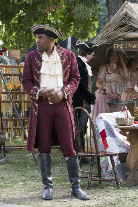 Still of Cress Williams in Hart of Dixie (2011)