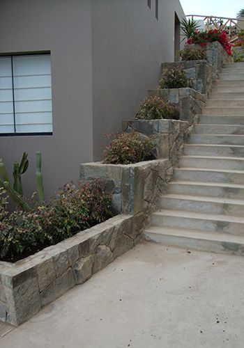 16 best escaleras rusticas images on pinterest ladders rock and searching - Fotos de escaleras rusticas ...