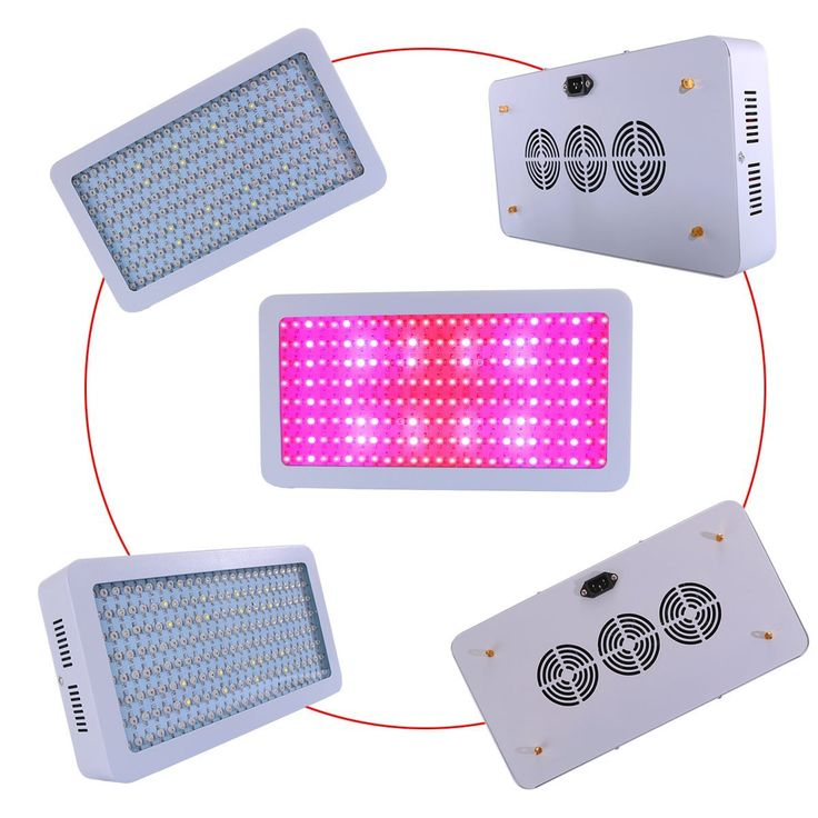 Amazon.com : Led Lights Grow, Gianor 1200W Full Spectrum LED Grow Light 200X6W Epistar Led Grow Bulbs with Indoor Plants Lighting Suitable for Hydroponics/Greenhouse Plants Growing&Flowering : Patio, Lawn & Garden