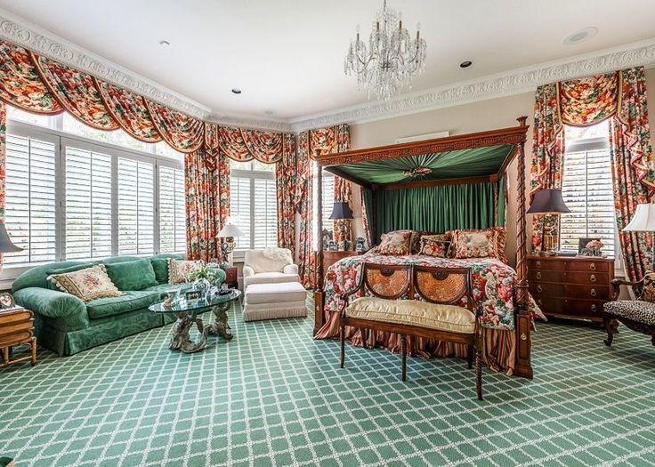 HappyModern.RU | Спальни в классическом стиле (60 фото): роскошь, блеск и комфорт | http://happymodern.ru