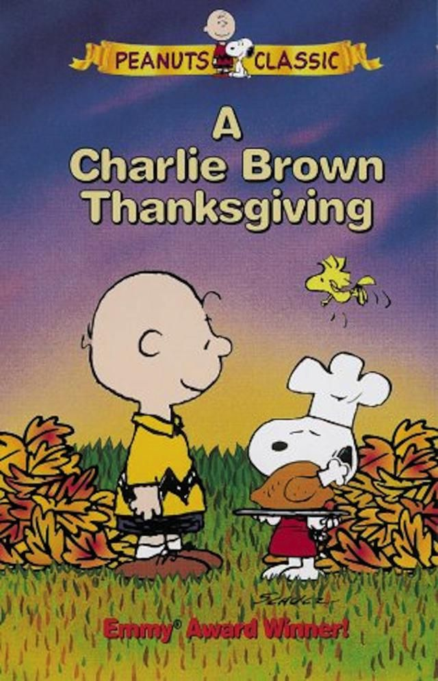 Charlie Brown Thanksgiving Theme