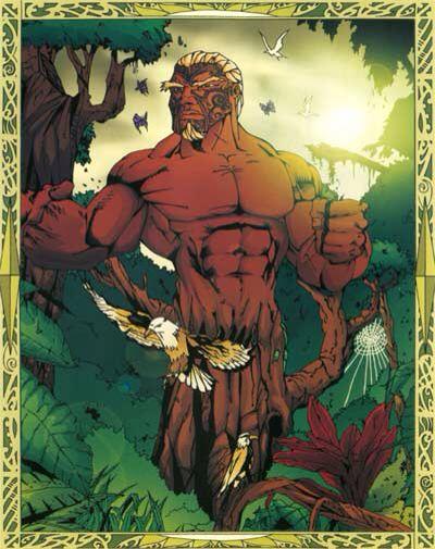 Maori Mythology: Tane Mahuta- Maori Myth: The God Of Forests And Birds
