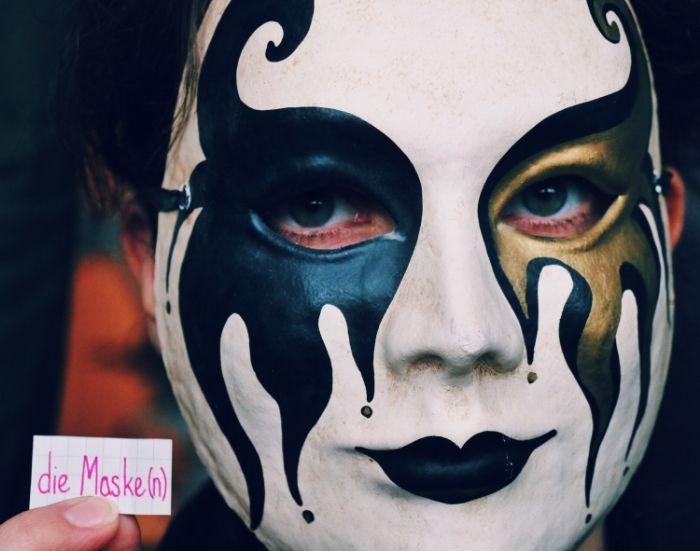 die Maske - mask