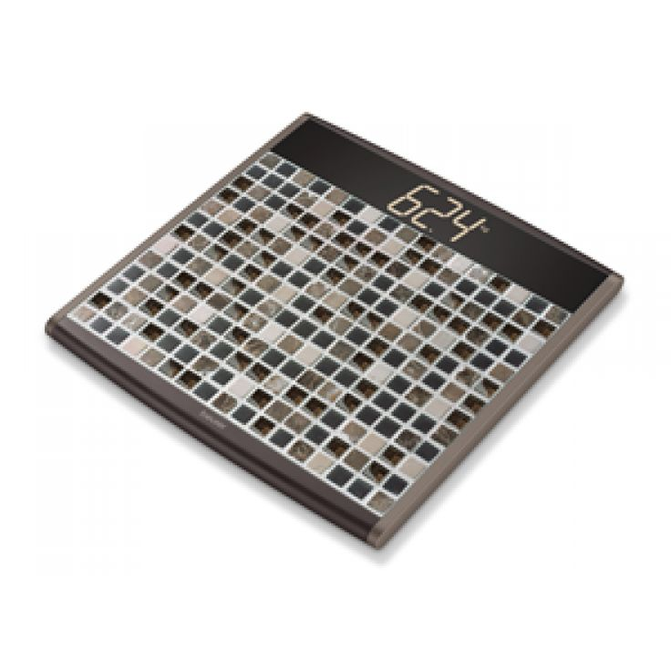 Beurer, Mosaic Bathroom Scale, Buy Online at LuxDeco