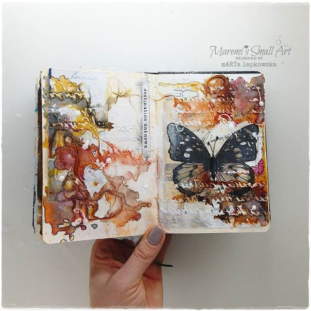 http://artistycrafty.blogspot.ie/2017/05/junk-journal-tutorial-journal-spreads.html