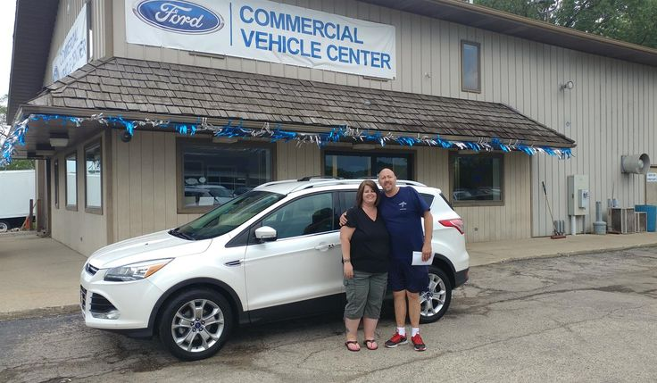 Evan's new 2014 FORD ESCAPE! Congratulations and best wishes from Kunes Country Ford of Antioch and JAMES HENDRICKSON.