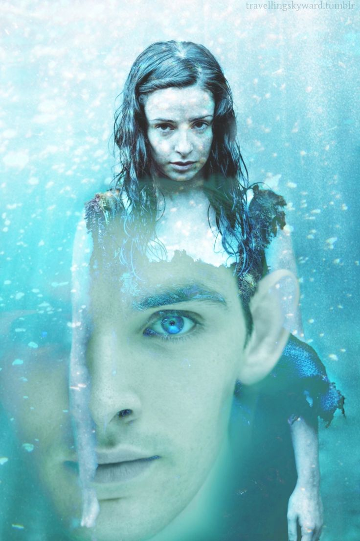 Freya and Merlin. snowy, pretty, perfect. They where such a beautiful couple.