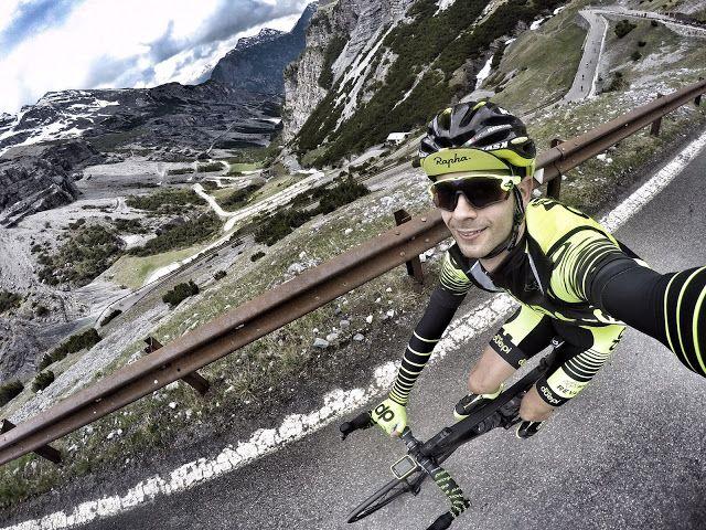 Team DuePi: GF Stelvio Santini