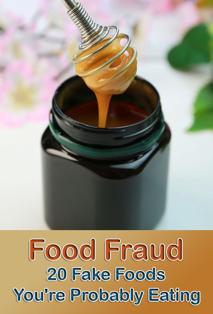 So many foods we buy and consume aren't what they claim to be – a practice known as food fraud. Any sort of intentional substitution, addition, tampering...