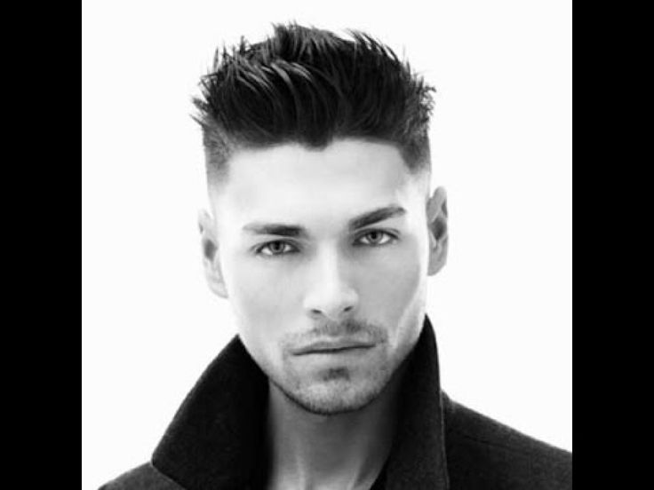 643 best frisur 2016 galerie images on pinterest Coupe cheveux homme courte