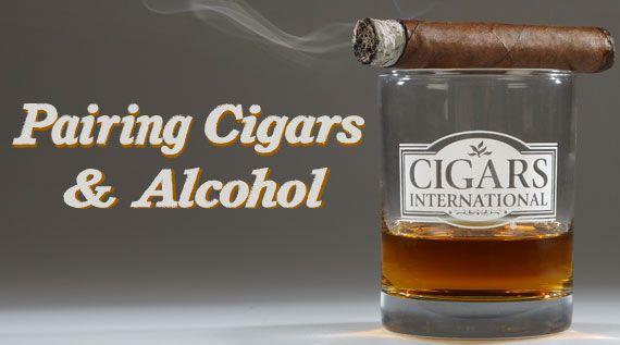 Pairing Cigars and Alcohol - Cigar 101 - Cigars International