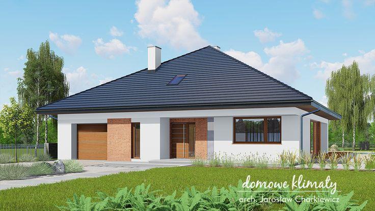 Проект дома Antares 2T, wizualizacja 1